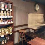 カフェ マメヒコ - クッキー・コーヒー・パンなどを購入出来ます