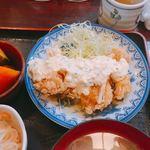 瑞穂 - 料理写真:チキン南蛮