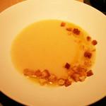 81765719 - 「トリュフ風味のじゃがいものスープ」