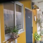 ティノ - 住宅街のアパートの一室にある隠れ家みたいな小さなパスタ専門店です。