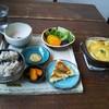 plain  - 料理写真:豆乳グラタンランチ(*´∀`)♪