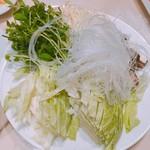 南国亭 - 火鍋  具材