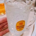 南国亭 - レモンサワー