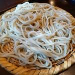 蕎麦藍 - 2種せいろ 蕎麦が2種類も楽しめる✨✨
