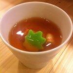小猿 - 冷し茶碗蒸し
