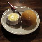 アランチャ - 天然酵母パン(100円)