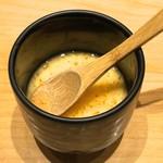 SUSHI TOKYO TEN、 - 茶碗蒸し