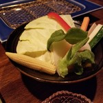 81770516 - キャベツ替りの野菜