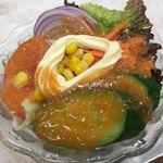 菊井かつ - 野菜サラダ