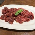 サラン焼肉レストラン - 料理写真:カルビ&ロース