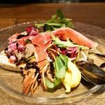 キャトルラパン 神戸三宮 - ☆前菜盛合せ