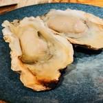 品川牡蠣入レ時 - お通しから焼き牡蠣!