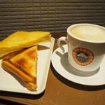 サンマルクカフェ - 日替わりモーニングセットと単品