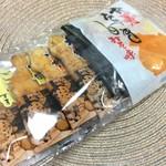 たぬき煎餅 - 食べ比べ 702円