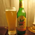 心の休憩室ガルーバ - 大麻ビール 750円