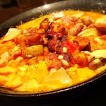 ピーチ - 料理写真:イタリアンチーズタッカルビ