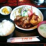 エアロンカ - 日替わりランチ 700円