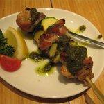 8178739 - 鶏もも肉とズッキーニのシュペーゼ