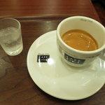 CAFE do CENTRO - エスプレッソドッピオ