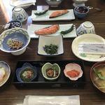 四季の宿 花渕荘 - 料理写真: