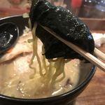 札幌ラーメン 悠 - 海苔巻き
