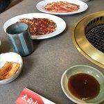 焼肉太白山 - 料理写真:焼肉チョイスセット