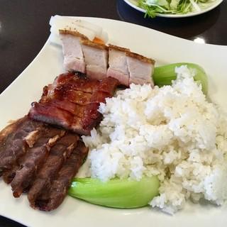 錦福 香港美食