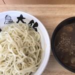 麺 大仏 - つけ麺中盛り