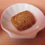 81788890 - オマケの紅茶クッキー