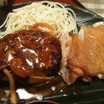 キッチン 秋津 - ハンバーグとチキンステーキ