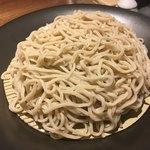 モダンバル 餐仕 - 信州蕎麦(大盛)