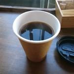 81790606 - 食後のホットコーヒー
