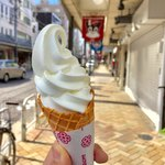 81792351 - 牧場生ソフトクリーム(コーン)360円