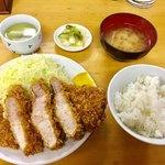 とんかつ いちかつ - 大ロース 1,000円(200g)