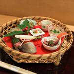 寿司英 - 料理写真:八寸☆