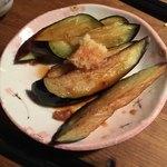 きど藤 - 茄子生姜焼き