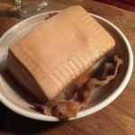 きど藤 - 肉豆腐