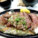 清香園 - 牛タン定食