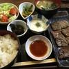 レストランりんせつ - 料理写真:牛カルビ焼き定食