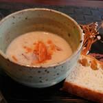 ふれんちん - スープとパン