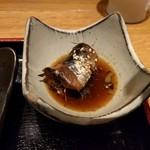 天ぷらと旬の肴 田丸 - 小鉢も本格的なお味
