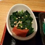 天ぷらと旬の肴 田丸 - 小鉢