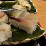 天ぷらと旬の肴 田丸 - 鯖