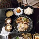 81796998 - 生姜焼き定食