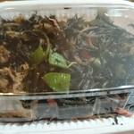 日露本店 - 料理写真:ひじきの煮物