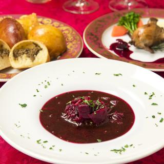 ロシア本場でも歴史のあるレストラン『ゴドノフ』が日本初出店