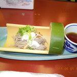 依山楼岩崎 - 冷やしもの・蕎麦