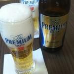 81800024 - おビール。