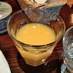 カフェラヴォワ - [ドリンク] オレンジジュース