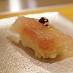 鮨処ひと志 - 料理写真:甘鯛